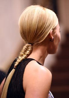 So hot you can't even? Try a sleek fishtail braid or one of these other 10 cute summer hairstyles.
