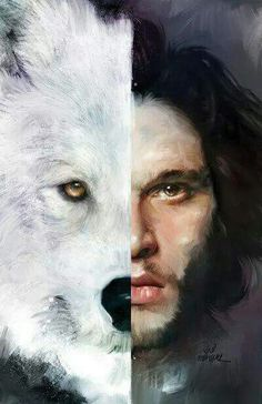 Game of Thrones TV Series New Art Silk Poster Jon Snow and Ghost inch Jon Snow, Game Of Thones, Got Dragons, Game Of Thrones Tv, Stuff And Thangs, Fire And Ice, No Name, Winter Is Coming, New Art