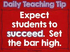 Daily Teaching Tips by Jodi Southard