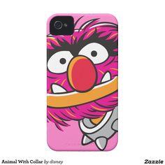 The muppets - Animal con el cuello iPhone 4 coberturas. Regalos, Gifts. Producto disponible en tienda Zazzle. Product available in Zazzle store. Link to product: http://www.zazzle.com/animal_con_el_cuello_iphone_4_coberturas-179835771162324325?lang=es&CMPN=shareicon&social=true&rf=238167879144476949 #carcasas #cases