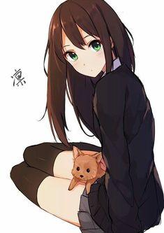 Image animal ears animated anime ass bedroom blush