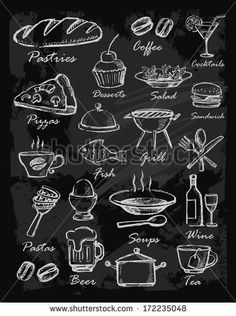 Crushed image of cow / meat menuCrushed image of cow / meat incredible restaurant design projectsliving with classics .Items similar to COFFEE SHOP CHALKBOARD / kitchen table // restaurant table // menu board / Blackboard Art, Chalkboard Lettering, Chalkboard Designs, Chalkboard Paint, Chalkboard Restaurant, Menu Chalkboard, Chalk Menu, Chalk Wall, Restaurant Icon