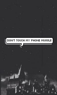 24 Best Ideas For Lock Screen Wallpaper Harry Potter Hogwarts Harry Potter Tumblr, Desktop Wallpapers Tumblr, Dont Touch My Phone Wallpapers, Handy Wallpaper, Screen Wallpaper, Geeky Wallpaper, Unique Wallpaper, Galaxy Wallpaper, Harry Potter Lock Screen