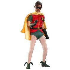 Hot Toys DC Comics Batman 1966 Robin Sixth Scale Figure ** Check this awesome product by going to the link at the image. (This is an affiliate link) #DCComics