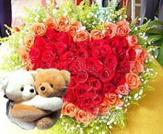 A Special Place In My Heart ! - Buy colorful and fresh flowers for your loved once only at pinaygifts.com we offer you to shop amazing fresh flowers and varieties of gifts sent to the Philippines.visit :http://pinaygifts.com