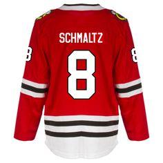 Chicago Blackhawks Adult Nick Schmaltz Premier Home Jersey 204330ad0
