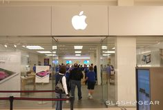 Apple Store Design and Layout #applestorearchitectureretail Pinned by www.modlar.com