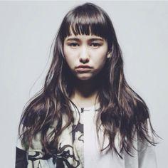 HAIR STYLIST▶DaB/Mina Honda #CYAN #CYANMAG #HAIR #HAIRSALON #LONGHAIR #ロング #髪型 #ヘアカタログ