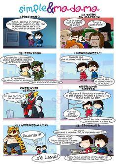 OTTOBRE FIERA FUMETTO - Lorenza Di Sepio, autrice delle famosissime strip comiche su Simple & Madamache stanno spopolando su Facebook - http://c4comic.it/2014/10/03/simple-madama-lorenza-di-sepio-ospite-al-romics/