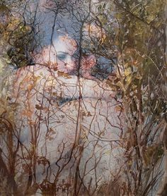 Impermanence by Alyssa Monks. OIl on linen