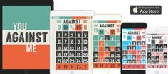 You Against Me - a simple and entertaining game #AppStore