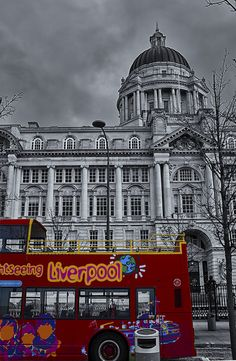 The Liverpool Bus by Dave Carter · 365 Project
