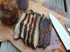 How to Make Smoked Brisket