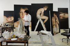 Artist and Studio : Photo