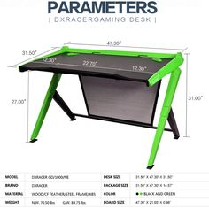Green Desk,light your office,fashion style.#codmemes #callofduty #cod #aw #ghosts #bo2 #mw3