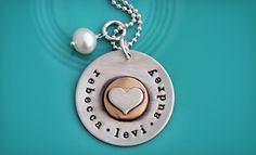 Groupon - Hand-Stamped Sterling-Silver Jewelry and Keepsakes at The Vintage Pearl (Half Off). Two Options Available.. Groupon deal price: $15.00