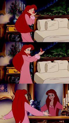 6 The little mermaid Disney Princess Quotes, Disney Princess Pictures, Disney Songs, Disney Little Mermaids, Ariel The Little Mermaid, Disney Love, Mermaid Disney, Little Mermaid Wallpaper, Mermaid Wallpapers