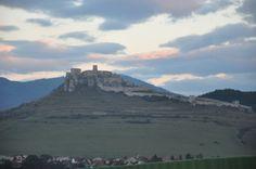 spišský hrad Monument Valley, Nature, Travel, Mountain Range, Naturaleza, Viajes, Destinations, Traveling, Trips