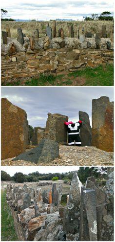 Spiky Bridge, south of Swansea, East Coast #Tasmania. Article and photos for www.think-tasmania.com