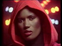 Grace Jones - Private Life (1980), written by Chrissie Hyndes of the Pretenders