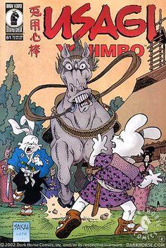 Usagi Yojimbo #61