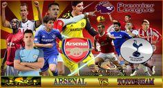 Prediksi Akurat Arsenal vs Tottenham 6 November 2016