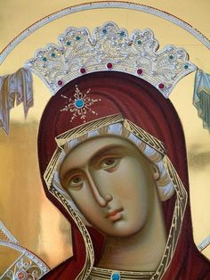 Byzantine Icons, Holy Family, Orthodox Icons, Blessed Mother, Religious Art, Virgin Mary, Christ, Princess Zelda, Paintings