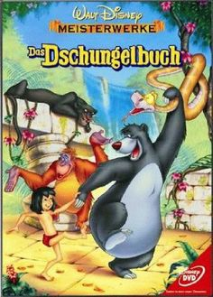 Das Dschungelbuch: Amazon.de: Rudyard Kipling, George Bruns, Richard M. Sherman, Wolfgang Reitherman: Filme & TV