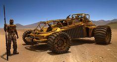 Desert Runner by neil maccormack | 3D | CGSociety