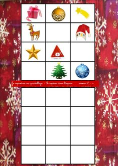 Theme Noel, Christmas Time, Advent Calendar, Animation, Activities, Holiday Decor, Ps, Portrait, Xmas
