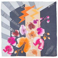 THE SILK VAULT SCARF by JUS Orchid Grey Silk ScarfTheSilk Vault is a Stockholm based accessory brand, specialising in innovative,luxury silk scarves. The original designs are inspired by architecture, artsand crafts, diverse cultures and subcultures ¨C each telling a unique story.The scarves areexquisitely hand-painted or printed on the finest quality silks with beautifulfinishing. All designs are limited edition, created in small quantities only.The Silk Vaultwas founded in London in 2013…