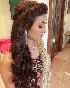 Open Hairstyles, Side Braid Hairstyles, Elegant Hairstyles, Bride Hairstyles, Homecoming Hairstyles, Beautiful Hairstyles, Hair Updo, Hairdos, Hairstyles For Weddings