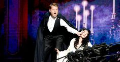James Corden sang about his Broadway dreams in the Tony Awards 2016 opening number on June 12 — watch a clip