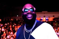 Rick Ross is one of my favorite Rappers in the world. I really love people(in general) who utilize their God given talents no matter what they do. Rozay is definitely one of those people. His art in Rap is exceptional. His weight is (believe it or not) is one of the things that sets him apart from other MC's
