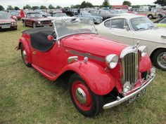 Singer 9 Roadster 4AB 1950/51