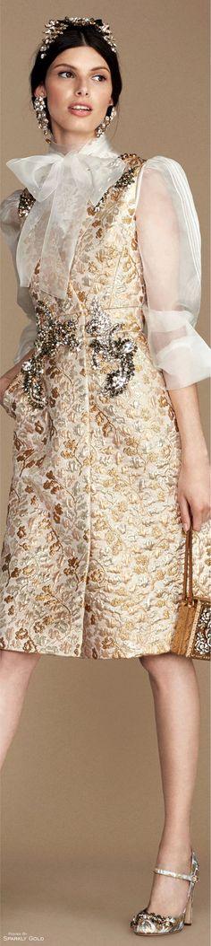 Dolce & Gabbana Summer 2016 Sparkling Night