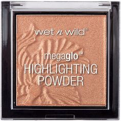 Wet n Wild Online Only MegaGlo Highlighting Powder Color:Crown of My CanopyCrown of My Canopy
