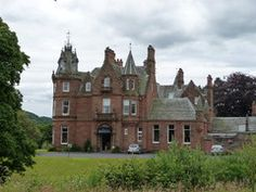 Kingsknowes Hotel Scotland, Medieval, Mansions, House Styles, Home Decor, Decoration Home, Manor Houses, Room Decor, Villas