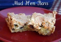 Mommy's Kitchen: Mud Hen Bars {My New Addiction}