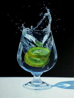 Hiper realistic painting