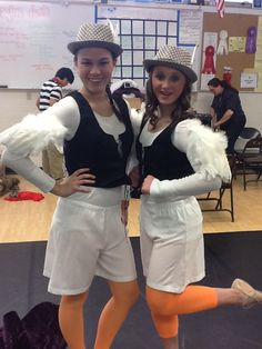 Seagull Costumes