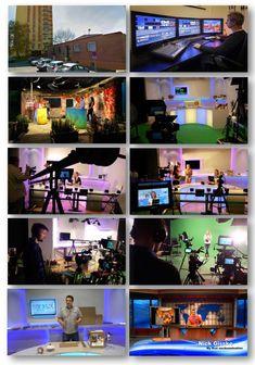 Prodej televizního studia