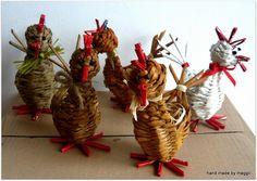 Kurczaczek na jedno jajko