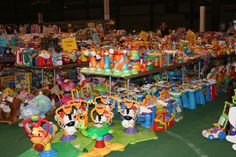 High Flyer Spotlight: KidStuff Sale is a consignment sale for kids include gently used clothes, toys, books and other household items. www.kidstuffsale.com/