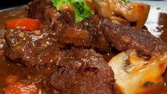 Nejjednodušší a nejlepší karamelový krém připraven za pár minut – RECETIMA Dip, Beef, Food, Cooking, Meat, Salsa, Essen, Meals, Yemek