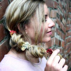 40 Besten Frisuren Mit HAARREIFEN • Haarbänder • Haargummis Bilder
