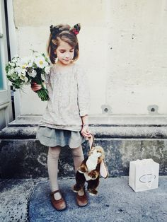 Street style : LITTLE CATGIRL BY MÉLANIE HOEPFFNER