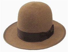 8a59892fda4ae Stetson Open Crown Stetsonian Hat. Dress Hats ...
