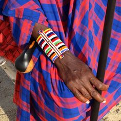 Maasai Tribe Jewelry | Maasai Jewelry - Kilimanjaro Foothills, Kenya | Flickr - Photo Sharing ...