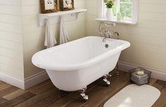 maax acrylic free standing tub